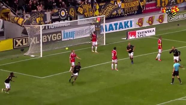 Höjdpunkter: Kalmar-AIK