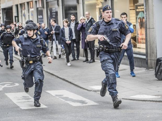 """Polisens egna ord efter hyllningarna: """"Jag är väldigt stolt över insatsen"""""""