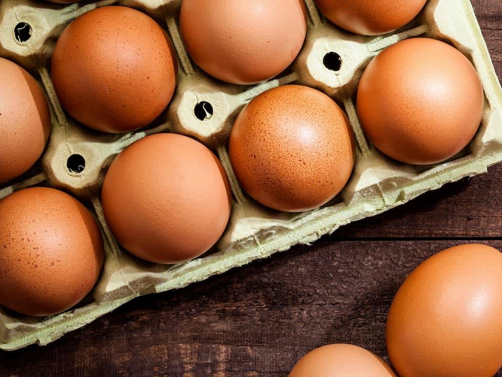 Rebecka: Därför ska du alltid ha salt när du kokar ägg