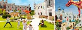 Danska Legoland söker hundra testfamiljer