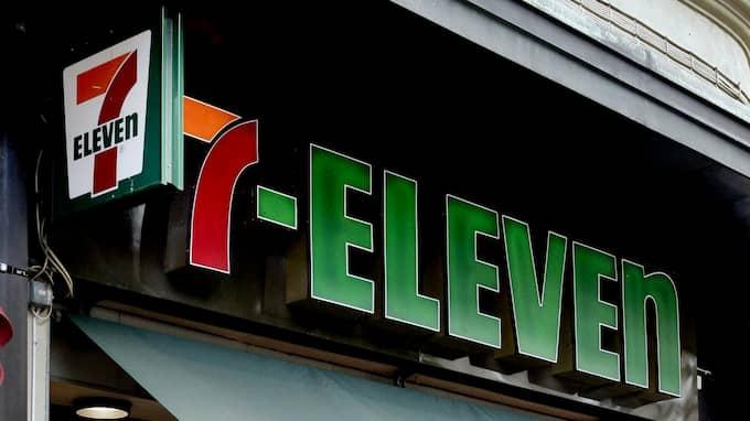 Lotten köptes i en Seven Eleven-affär i Port Richey norr om Tampa i Florida. Foto: CHRISTIAN ÖRNBERG