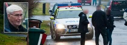 """""""Jag fick en bösspipa mot bröstet, men vred om och hivade ut honom"""", säger Bosse Johansson till Expressen.se."""