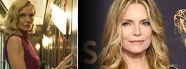Därför försvann Michelle  Pfeiffer från rampljuset
