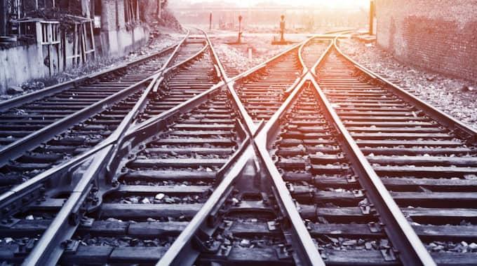 Mot horisonten. Numera är det nästintill omöjligt att resa långa sträckor med tåg i Europa utan stort besvär. Foto: Getty