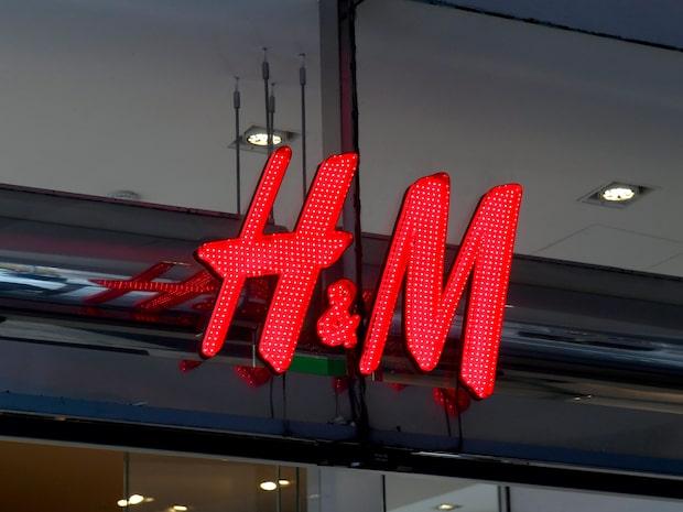 H&M stänger butik - precis vid huvudkontoret
