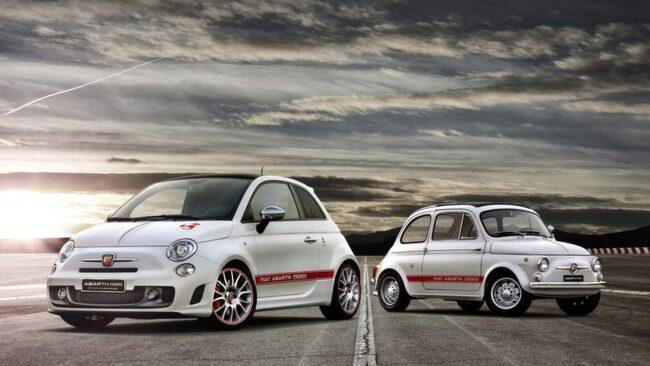 Fiat Abarth 595 50' Anniversario.