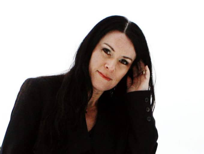 Åsa Waldau. Foto: Cornelia Nordström