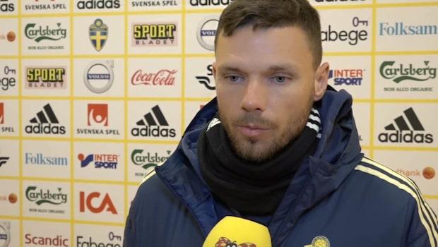 """Måltorkan slut för Berg: """"Viktigt mål"""""""
