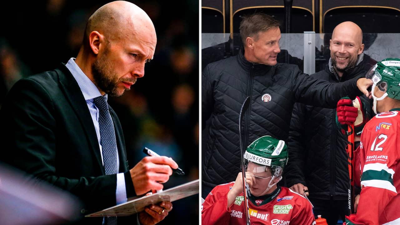 """Luleåkolonin i Frölundas bås: """"En kul twist på det"""""""