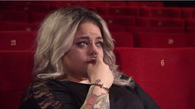 Letinja, 23, har stora skulder. Foto: TV3