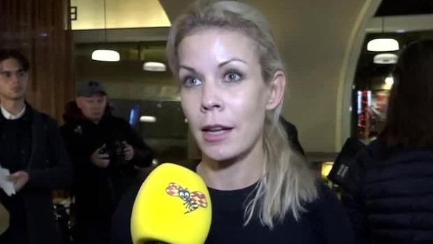 Stockholms finansborgarråd var med på en coronainspektion av en restaurang