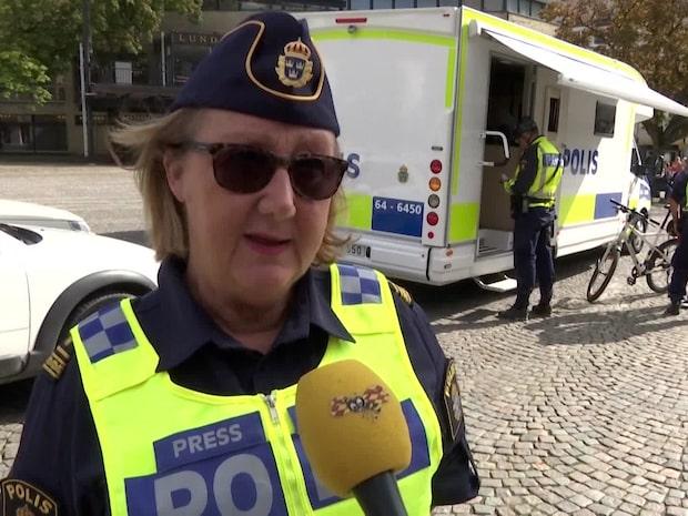 "Ewa-Gun Westford vid polisen: ""Vi jobbar med allt vi har"""