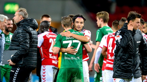 Höjdpunkter: Kalmar FF-Hammarby