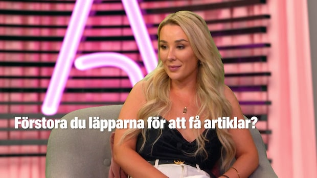 "Q&A: Alexandra ""Kissie"" Nilsson: ""Feminister kan visst fixa brösten"""