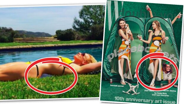 Photoshop-missar vi minns
