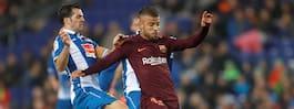 Lämnar Barça – för italiensk storklubb