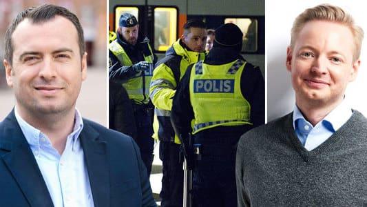 Ilska mot Malmös stöd till papperslösa