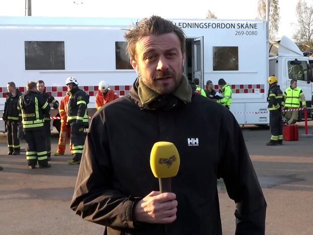 """Bränder rasar: """"Man har börjat bomba med vatten igen"""""""