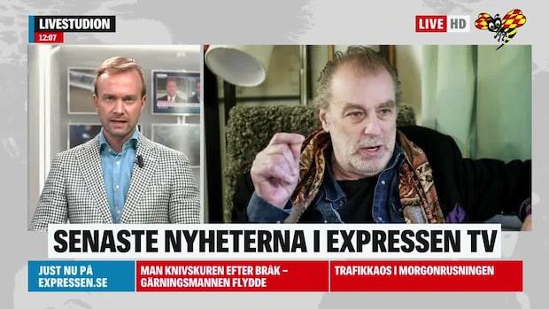 Örjan Rambergs anmälan mot SVT-dokumentären utreds inte