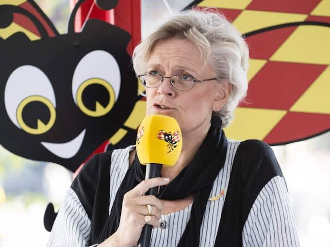 ... Carola Lemne, vd på Svenskt Näringsliv tackat ja, rapporter SvD. Foto: Anna-Karin Nilsson