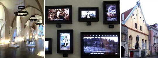 Museet berättar en lång och svår historia på ett underhållande, modernt och intelligent sätt.