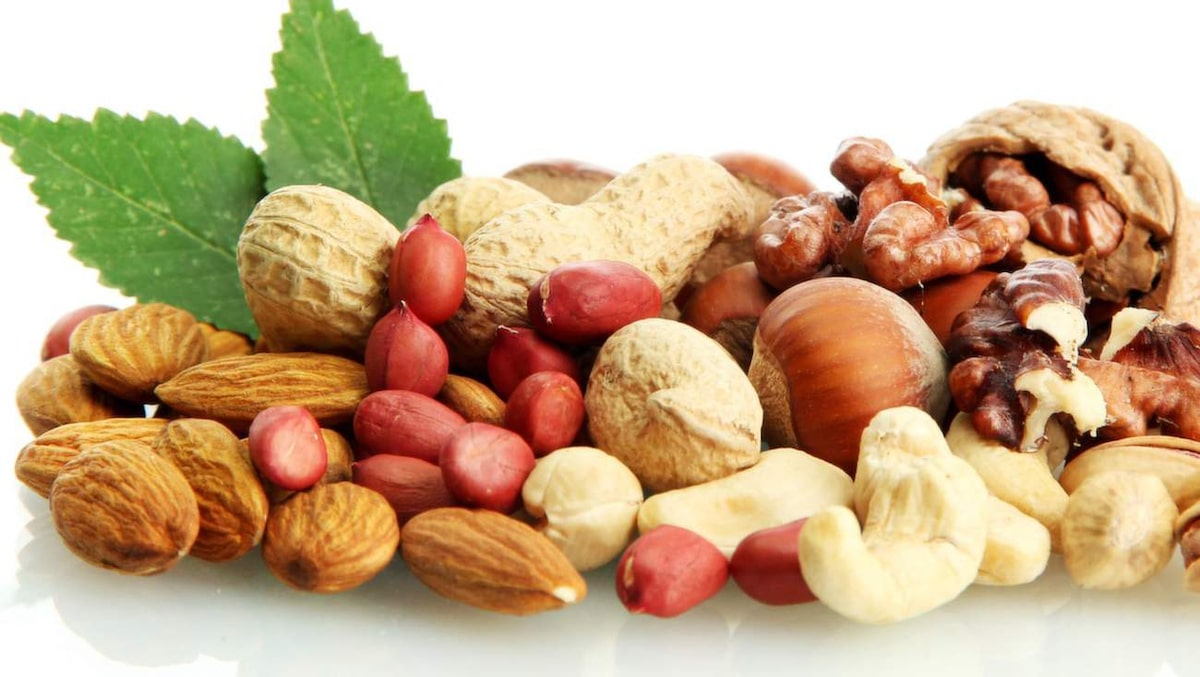 Nyttigaste nötterna