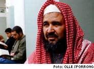 Ghezali ringde sin advokat