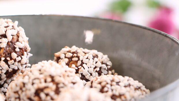 Superenkla och smarriga chokladbollar