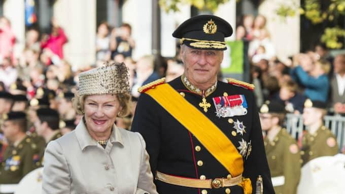 Som första prins på 567 år i Norge har Harald, tillsammans med drottning Sonja, haft allas ögon och förväntningar på sig Foto: Suvad Mrkonjic