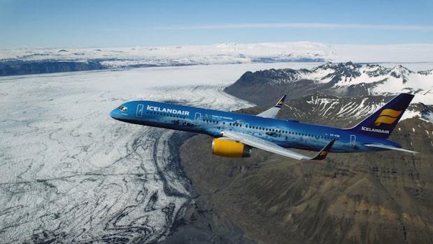 Så firar Icelandair 80 år
