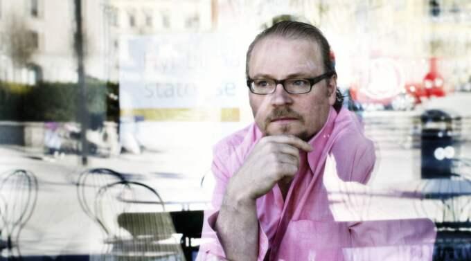 Fredrik Lindström Foto: Caroline Andersson