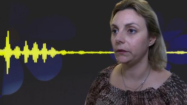 SD:s Paula Bieler (SD) går emot partiets nya abortlinje