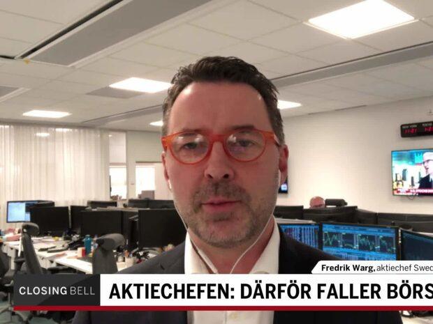 """Aktiechefen: """"Sällan man ser den typen av fall"""""""