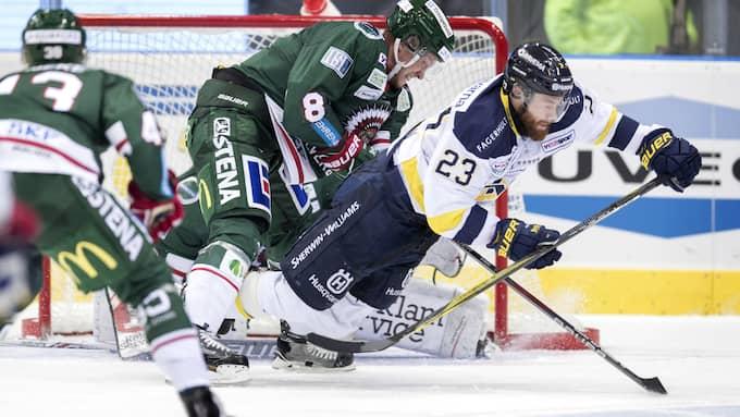 Foto: THOMAS JOHANSSON/TT / TT NYHETSBYRÅN