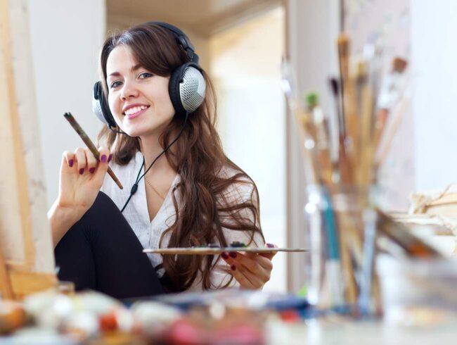 <span>Kreativitet och irritation mot ljud verkar ha ett samband.</span>