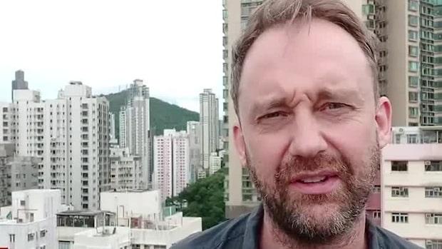 """Asienkorrespondenten: """"Är det här slutet för Hongkong?"""""""