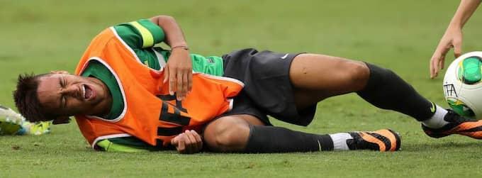 Neymar. Foto: Andre Penner