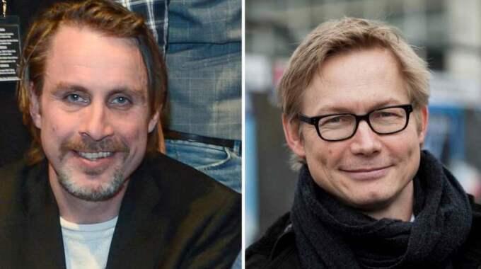Niclas Hammarström och Magnus Falkehed.