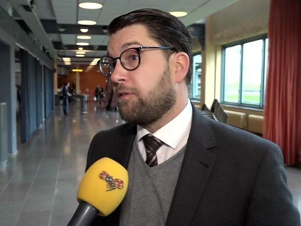"""SD vill inte längre se sänkt abortgräns – Åkesson: """"Jag är för"""""""