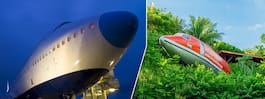 6 häftiga hotell som alla flygnördar måste se