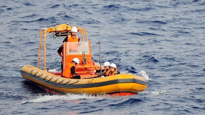 Sökarbetet efter försvunna flygplanet har pågått sedan i mars 2014. Foto: CHEN WEIWEI / ZUMAPRESS.COM/ALL OVER PRESS