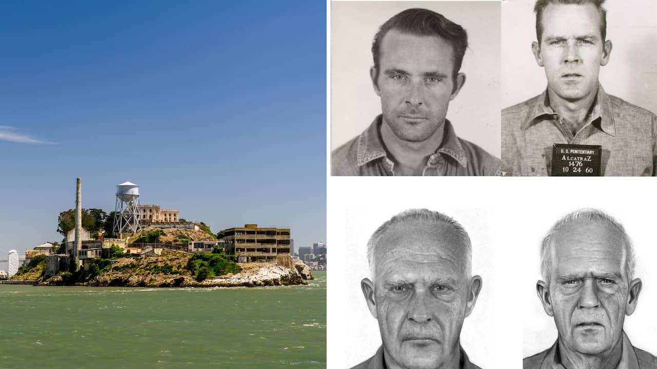 De lyckades rymma från Alcatraz e94aab94660a1