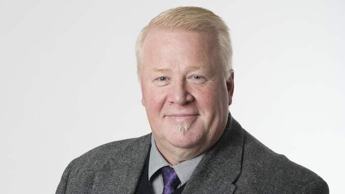 Stefan Svalö (S), regionråd. Foto: JENS CHRISTIAN