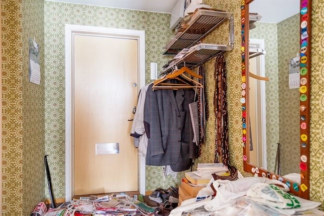Säljaren vägrade gå med på både städning, rensning och stajling...
