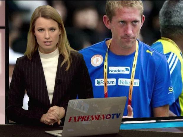 Yannick Tregaro fälls – efter Bert Karlssons drag