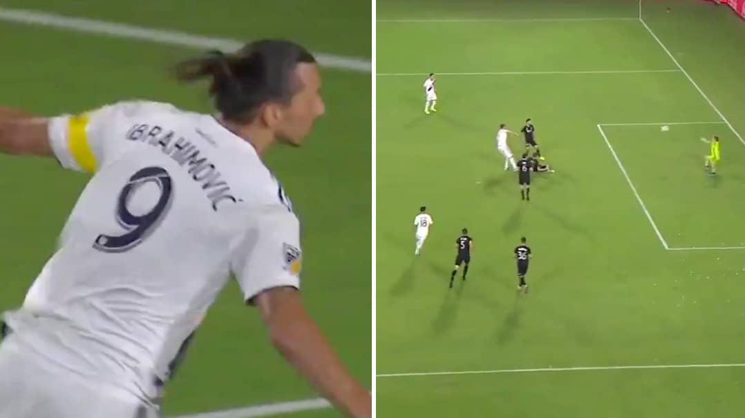 Zlatan Ibrahimovic gör nytt hattrick – slår nytt rekord