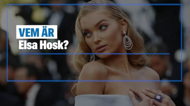 Vem är Elsa Hosk?