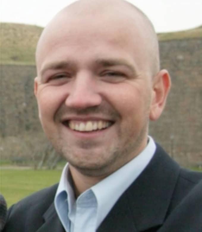 MÅNGMILJONÄR. Martin Jönsson, 43, är en av ägarna till Cash2you Nordic AB och JSM Capital AB.