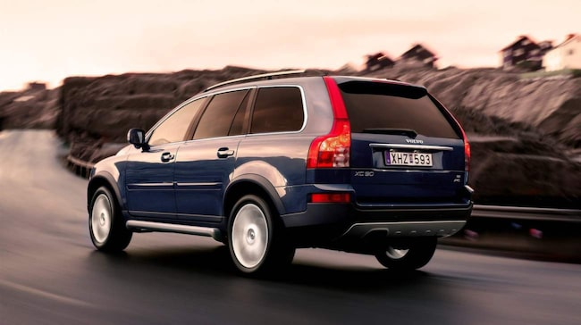 Volvo XC90 D5 2006<br>Tyskland: 13400 mil: 68 890 kr.<br>Sverige: 13500 mil: 124900 kr.<br>Skillnad: 56 010 kr