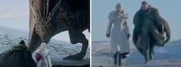 """Glädjebeskedet till fansen – här är nya trailern till """"Game of thrones"""""""